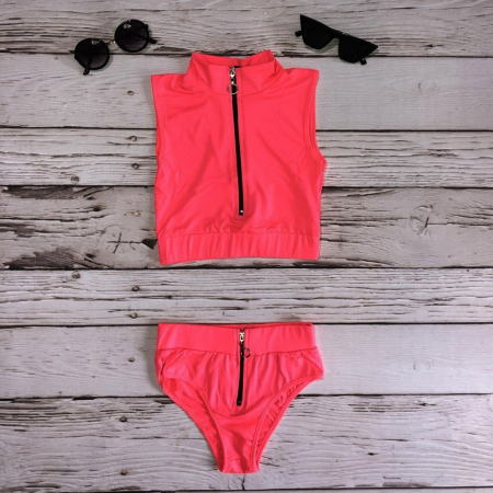 Costum de baie Inna Pink [1]