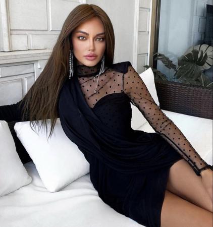 Rochie Black Queen1