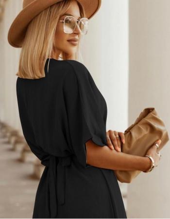 Rochie Mini Black Lora [1]
