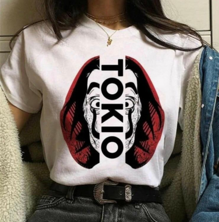 Tricou Bumbac Tokio [1]