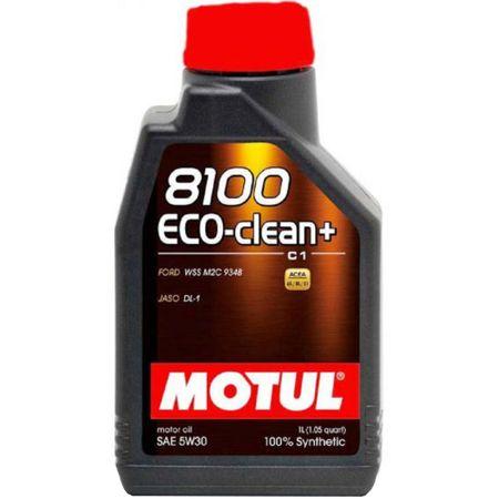 Ulei motor Motul 8100 ECO-CLEAN+ 5W30, 5L 0