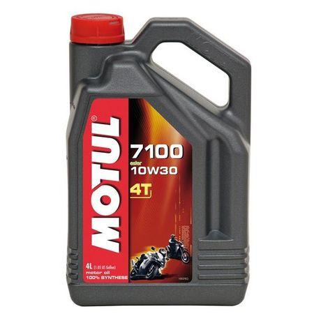 Ulei moto Motul, 7100 4T, 10W30, 4L 0