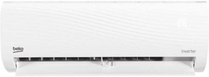 Aparat de aer conditionat Beko 9000 BTU  BRVPG090, Clasa A++, Functie incalzire, Kit instalare inclus, 2 filtre densitate mare, filtru Silver Ion, Bio filtru, Zone Follow, R32 0