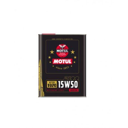 Ulei Motul 2100 15W50, 2L [0]