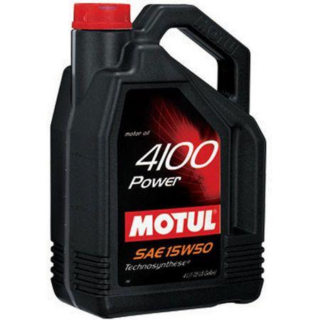 Ulei motor MOTUL 4100 Power, 15W50, 5L 0