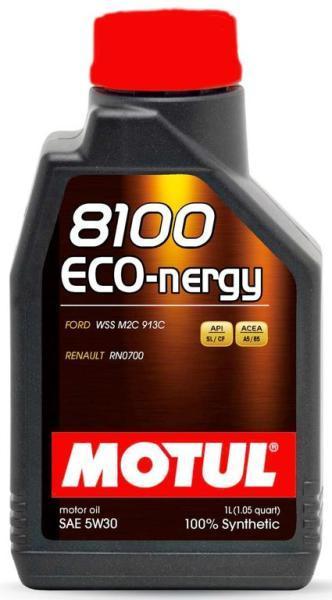 Ulei motor Motul 8100 Eco-nergy, 5W30, 1L [0]