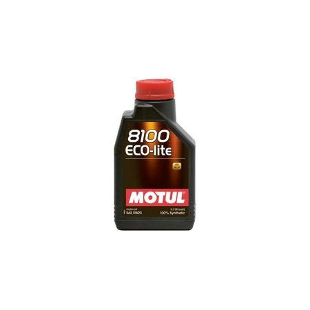 Ulei motor MOTUL 8100 Eco-lite, 0W20, 1L [0]