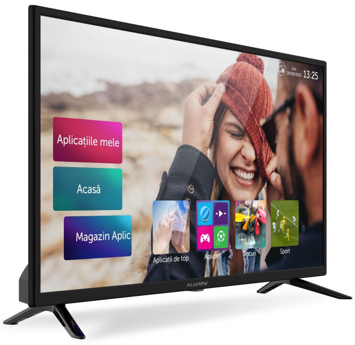 Televizor LED Smart Allview, 81 cm, 32ATS5000-H, HD, Clasa A+ 1