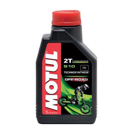 Ulei Moto MOTUL 510 2T, 1L 0