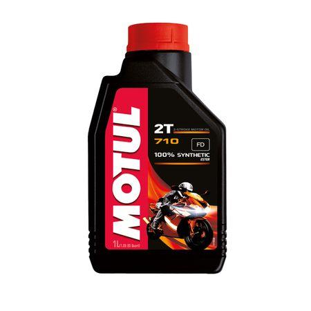Ulei moto Motul 710 2T, 4L 0