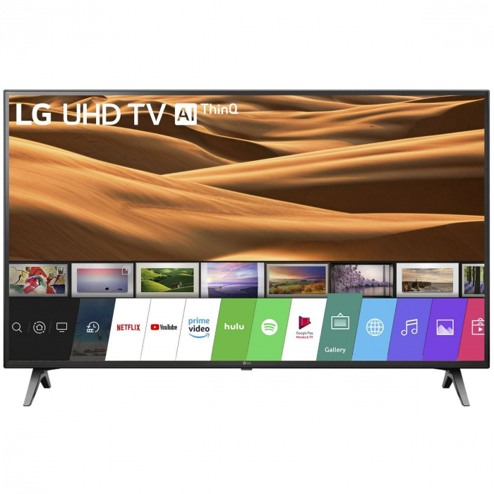 Televizor LED Smart LG, 108 cm, 43UM7100PLB, 4K Ultra HD 0