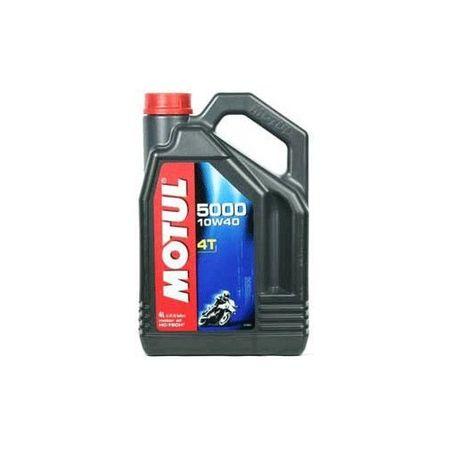 Ulei moto Motul 5000 4T 10W40, 4L [0]