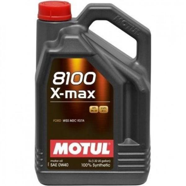 Ulei motor Motul 8100 X-Max, 0W40, 5L 0