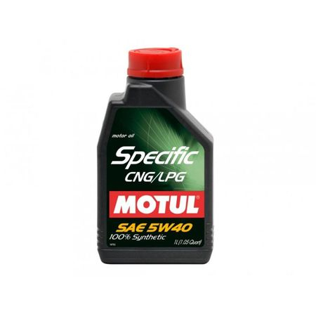 Ulei motor Motul Specific CNG/LPG, 5W40, 1L [0]