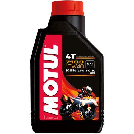 Ulei moto Motul 7100, 10W40 4T, 1L 0