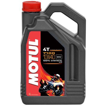 Ulei moto Motul 7100, 10W40 4T, 4L 0