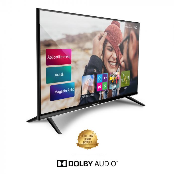 Televizor LED Smart Allview, 81 cm, 32ATS5500, HD 1