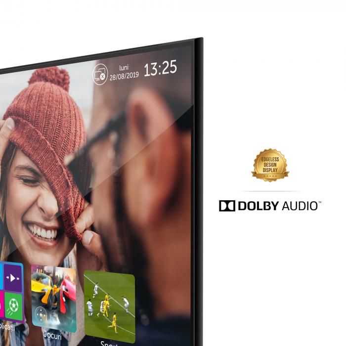 Televizor LED Smart Allview, 81 cm, 32ATS5500, HD 2
