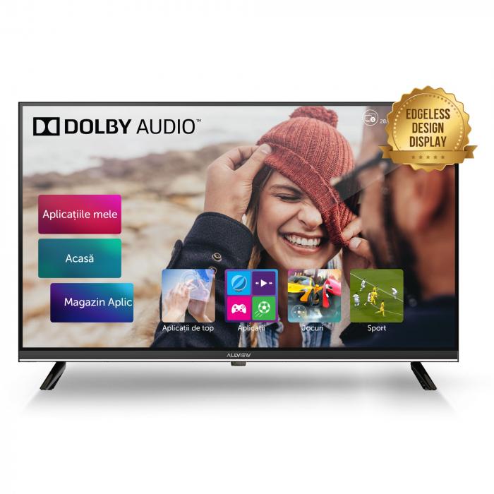 Televizor LED Smart Allview, 81 cm, 32ATS5500, HD 0