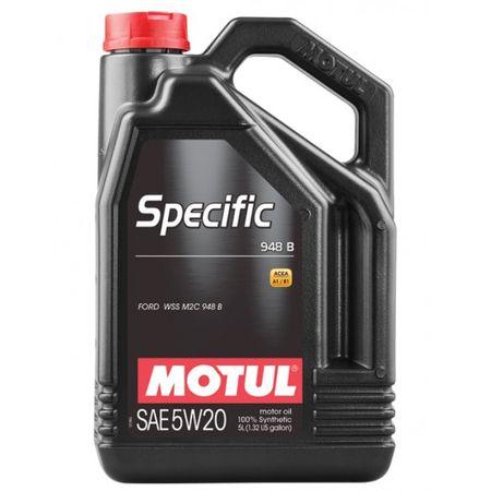 Ulei Specific Motul 948B, 5W20, 5L 0