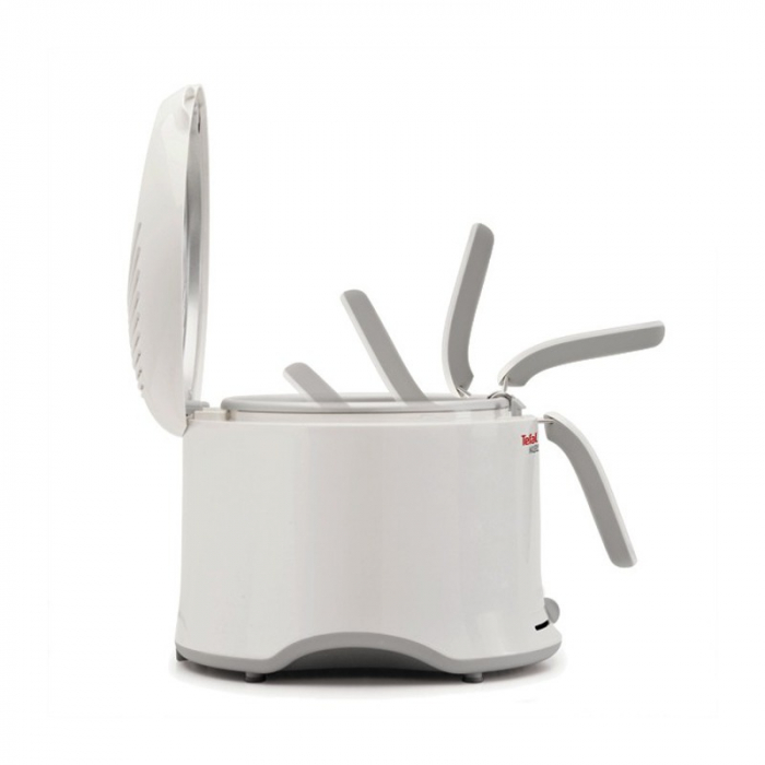 Friteuza Tefal Uno Fryer FF123130, 1600 W, 1 kg, 1.6 l, Alb 1