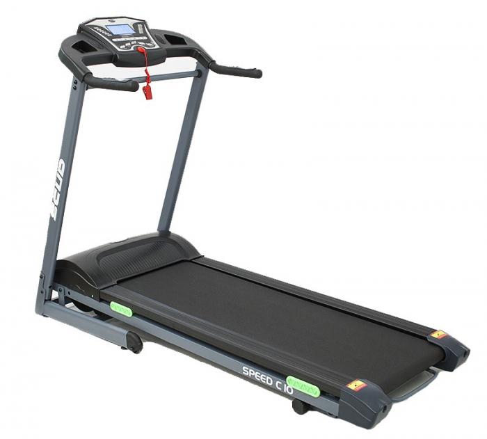Banda de alergare electrica Scud Speed C10, 4 CP, 110 kg 0