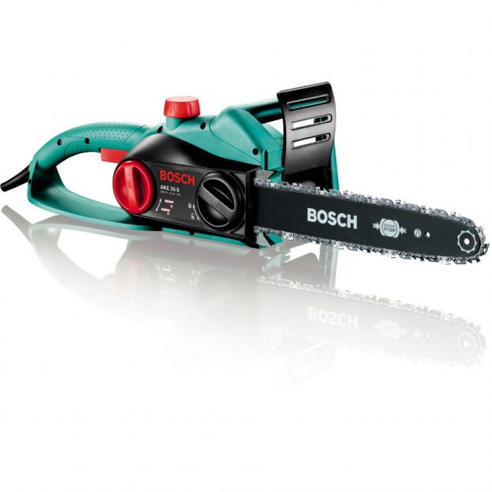 Bosch AKE 35 S Ferastrau electric cu lant, 1800W 0