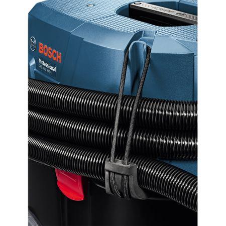 Aspirator universal Bosch Professional GAS 35 L SFC, 1200 W, 74 l/s flux volumic maxim, 23 l volum rezervor, 254 mbari subpresiune maxima 2
