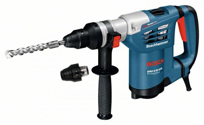 Bosch GBH 4-32 DFR Ciocan rotopercutor, 900W, 4.2J, SDS Plus 0