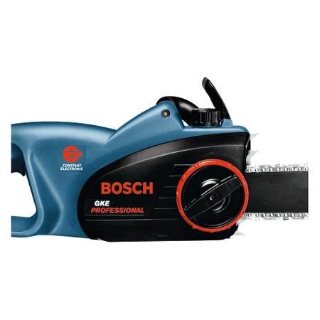 Drujba electrica (fierastrau) cu lant Bosch Professional GKE 40 BCE, 2100 W, 230 V, 40 cm lungime lama, 12 m/s viteza lant, 2.5 m lungime cablu 2