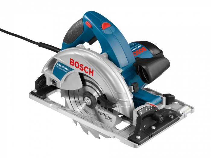 Bosch GKS 65 GCE Ferastrau circular, 1800W, 190mm 0