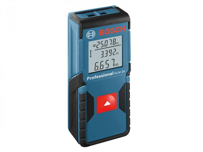 Bosch GLM 30 Telemetru laser, 0.15-30m, precizie 2mm 0