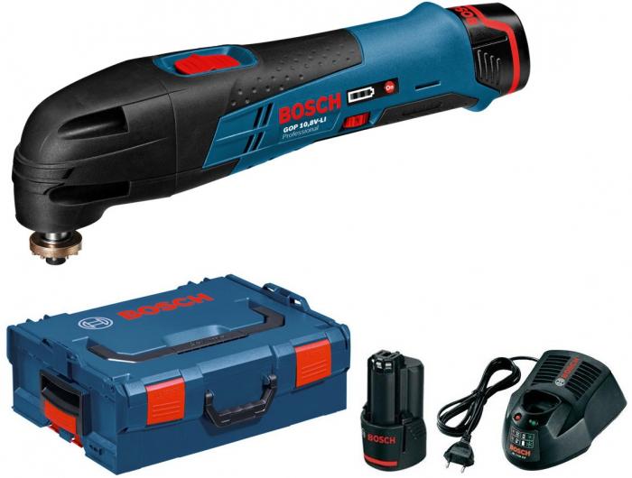 Bosch GOP 10.8 V-LI Multifunctional, 10.8V, L-Boxx 0
