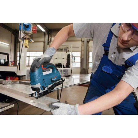 Fierastrau vertical Bosch Professional GST 90 BE, 650W, 3100 RPM, 90mm 3