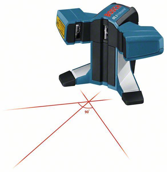Bosch GTL 3 Nivela laser pentru faianta si gresie, 20m, precizie 0.2 mm/m 0