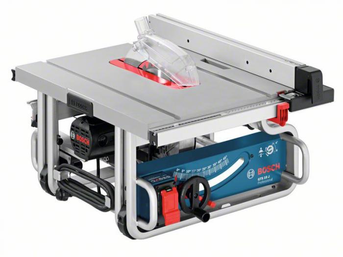 Bosch GTS 10 J ferastrau de banc, 1800W, 254mm 0