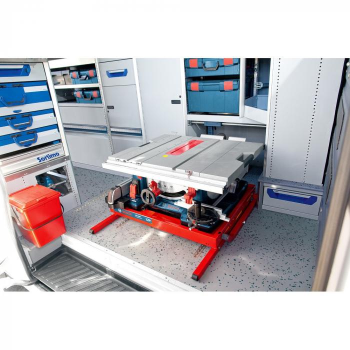 Bosch GTS 10 XC ferastrau de banc, 2100W, 254mm 2