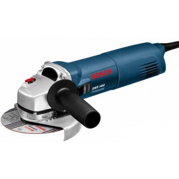 Bosch GWS 1400 Polizor unghiular, 1400W, 125mm [0]