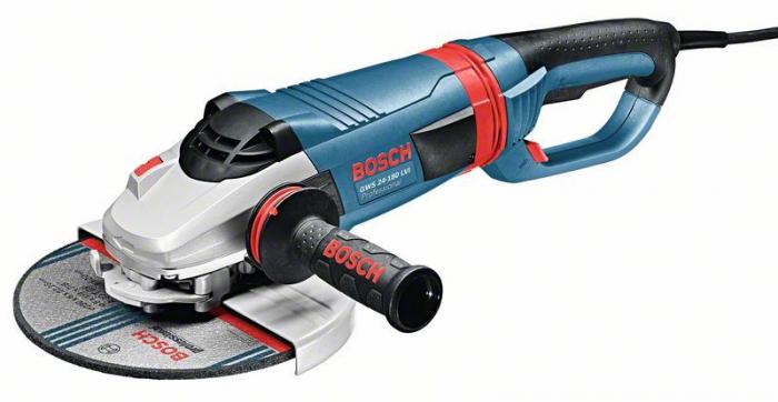 Bosch GWS 24-180 LVI Polizor unghiular, 2400W, 180mm 0