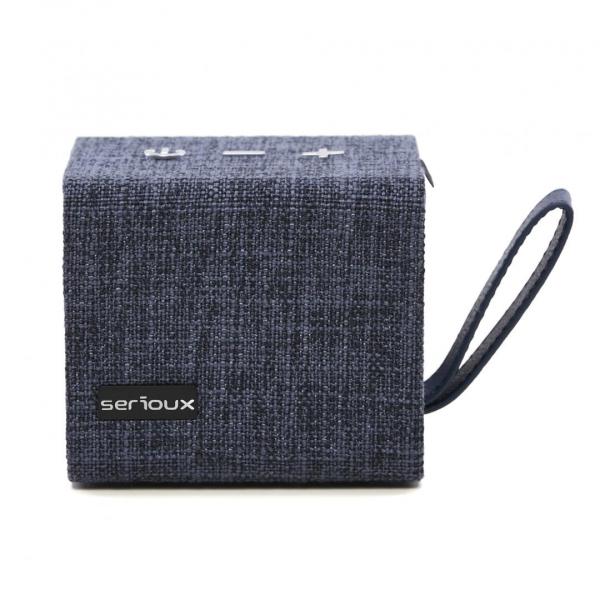 BOXA BLUETOOTH SERIOUX WAVE CUBE 5 3