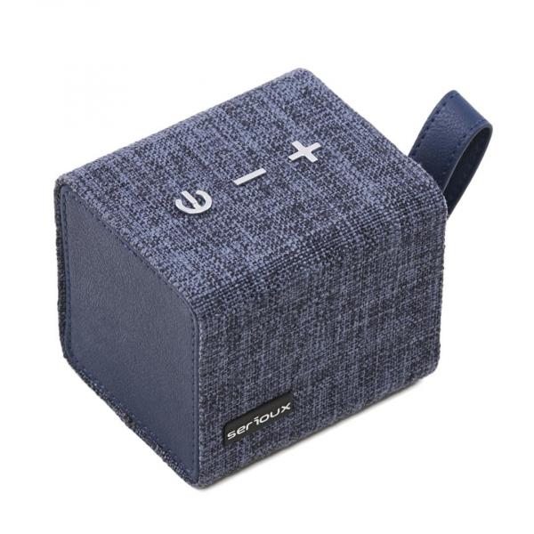 BOXA BLUETOOTH SERIOUX WAVE CUBE 5 0