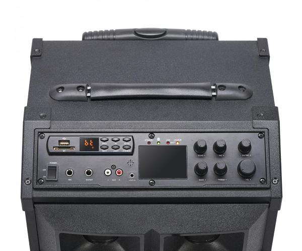 BOXA TROLLEY SERIOUX 130W SRXTSLY130W 3
