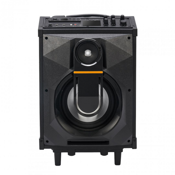Boxa portabila Serioux Trolley SoundCase, bluetooth, SD card, USB, 40W 1