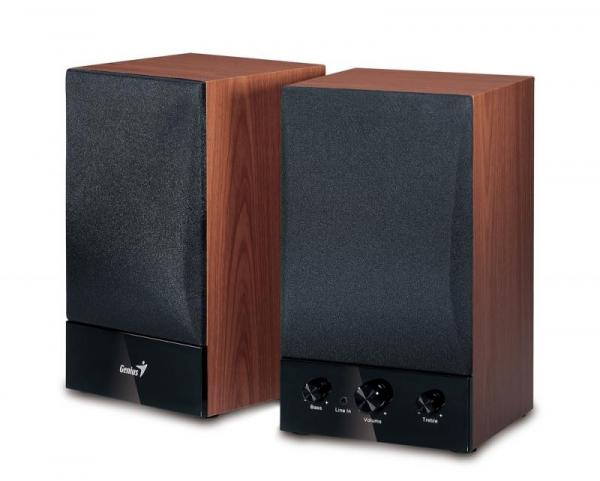 BOXE 2.0 GENIUS SP-HF1250B WOOD 0