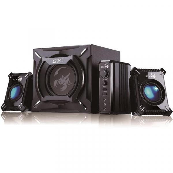 BOXE 2.1 GENIUS SW-G2.1 2000 BLACK 0