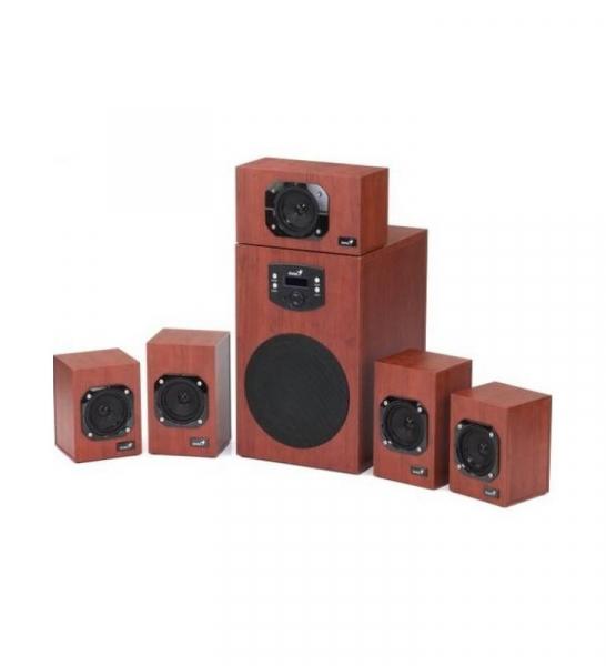 Boxe Genius 5.1 SW-HF5.1 4600, 125W, Telecomanda 0