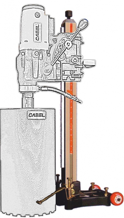 Cabel CAS 160, suport pentru CSN-6A-BN, fara reglaj unghi 0