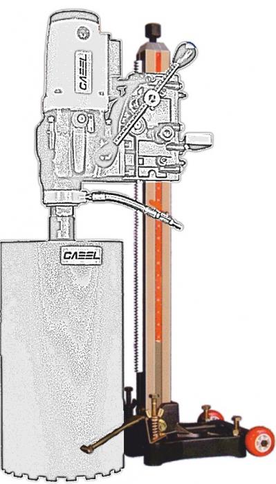 Cabel CAS 250, suport pentru CSN-10A-BN, fara reglaj unghi 0