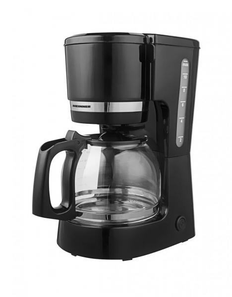 Cafetiera Heinner HCM-800BK, 800W, 1.5L, Negru 0