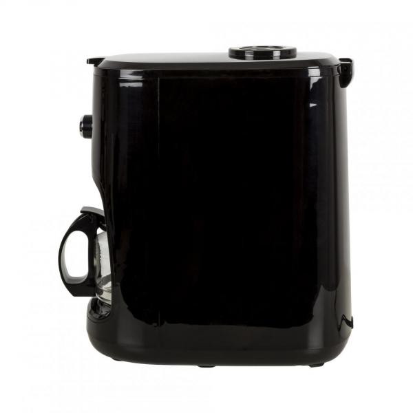 Cafetiera Heinner HCM-900RBK, 900 W, Rasnita incorporata, 0.6 L, Negru 2